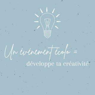 DÉFI #ecodecofutee JOUR 6  Ne croyez pas qu'en créant un événement plus écolo vous allez vous limiter ! Au contraire, cherchez plus loin, repoussez vos limites... ✨  Ça va vous permettre de personnaliser votre événement encore plus, de développer votre créativité, de créer de nouvelles choses. 🌈  Et si vous manquez d'inspiration, brainstormez avec vos proches 🍻, allez sur des blogs 💻, lisez des catalogues 📰, promenez-vous dans la nature 🌿 et observez 👀, ou faites tout simplement une pause ! Inspirez-vous et personnalisez vos trouvailles en fonction de vous 🥰 • • • • • #decomariage#decoratrice#mariagediy #semarierautrement #sinspirersemarier #mariagealternatif #mariageecoresponsable #mariagesuisse#swissweddingdesigner#mariageecologique #ecoweddinginspiration#weddingdecorator#inspirationdecoration #decorationdesigner#upcyclingideas#idoitmyself#decorationnature#decoeco#inspirationevent#decoratriceevenement#organisationevenement#mariagenature#simpleweddingdecoration#decorationmariage#decoratricemariage#mariagedecor#organisatricedemariage#weddingdecorationideas#weddingplannertips