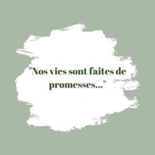 """""""NOS VIES SONT FAITES DE PROMESSES... ✨🗝  Les promesses sont porteuses d'espérance et l'espérance est un moteur indispensable pour avancer.  Nous avons la nécessité d'y croire, le devoir pas à pas d'y mettre toute notre énergie, la promesse d'y parvenir.   La finalité personne ne la connaît et parfois même nous nous rendrons compte que nous ne la maîtriserons pas.   Selon moi, la seule vraie promesse que l'on peut faire c'est de toujours aimer quoiqu'il arrive et d'y mettre toutes ses intentions dans ce sens-là."""" 💕  Laure - créatrice de moments suspendus - @_creativy_ceremonie  Extrait de la cérémonie écrite par Laure pour le joli mariage d'A&S le 17 avril 2021. Une cérémonie intimiste, pleine de promesses, d'amour et de bonheur. 🥰 • • • • • #citationinspirante #citationoftheday #harmonie #promesse #ceremonielaique #ceremonie #ceremonielaiquesuisse #ceremoniemariage  #swissdecoration #decorationnature #decoresponsable #decoeco #decoecoresponsable #decoratriceevenementiel #eventplannersuisse #eventdesigners #decoratriceevenement #eventplannerlife #eventplanners #swisseventplanner #evenementecoresponsable #entrepreneursuisse #swissentrepreneur #entrepreneurlife #organisationevenement #swissevent #swisseventplanner #accompagnement #momentsuspendu #personnaliser"""