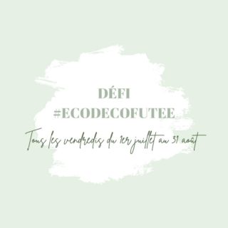 CREATIVY VOUS INSPIRE ...  Nouvelle saison, nouveau défi ! 🌿🎉  Cet été, du 1er juillet au 31 août, tous les vendredis avec le #ecodecofutee, je vous partage un DIY, une idée, une citation, un conseil de décoration. 🔥💡🛠Pour vos mariages, chez vous, au bureau... une chouette déco qui fait la différence.   Vous avez hâte ? 😍 • • • • • #defi#pasapas#recyclagedeco#recyclagemeuble#decorationnature#upcyclingideas#decoresponsable#decoeco#diyhome#doityourselfproject#customisationmeuble #upcyclingideas#upcyclingproject#fairesoimeme#idoit#idoitmyself#decoratrice#decoratriceinterieur#decoratricesuisse#decorationdinterieur#inspirationdeco#coachingdeco#interiordecoratingideas#swissdecoration#hometips#decorationidea#renovationmeuble#renovationinspiration#aménagementintérieur